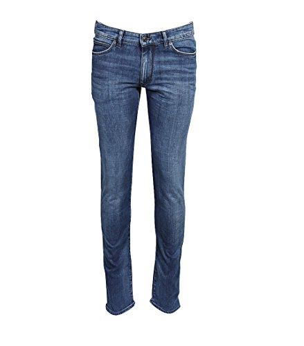 Drykorn Herren Jeans Jaw in dunkelblauer Waschung 33 dk Blue wash 34W / 34L