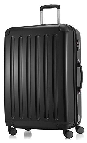 Hauptstadtkoffer coque série alex valise à roulettes 119 l reisegutschein noir brillant - 20