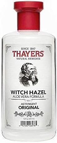 Thayers Witch Hazel with Aloe Vera, Astringent 12 oz
