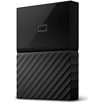 "WD My Passport for Mac - Disco duro externo portátil de 1TB (2.5"", USB 3.0, negro"