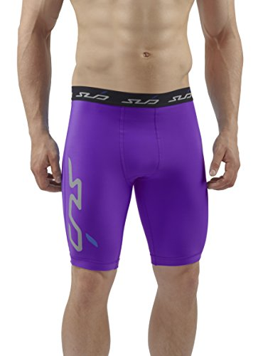 Sub Sports Herren Cold Kompressionsshorts Thermisch Funktionswäsche Base Layer  hose kurz Test