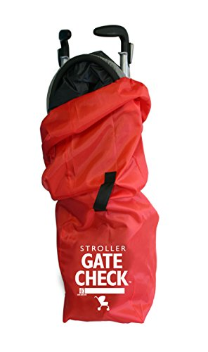 JL Childress Gate Check Travel Bag for Umbrella Strollers (Red) 41Jp6NocZ9L
