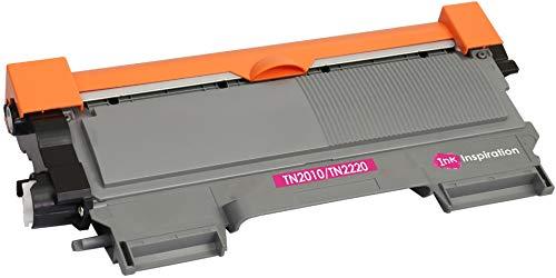 Brother Rebuilt Laser Toner (Premium Toner kompatibel für Brother TN2220 TN2010 HL-2130 HL-2132 HL-2135W HL-2220 HL-2230 HL-2240 HL-2240D HL-2250DN 2270DW DCP-7055 7055W 7060D 7065DN 7070DW MFC-7460DN 7860DW | 2.600 Seiten)