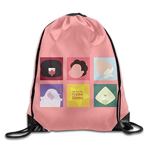 HLKPE Huma Stevens Universe School Knapsack Backpack Bags