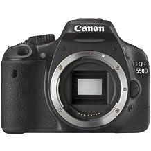 Canon EOS 550D - Cámara Réflex Digital 18.1 MP (Cuerpo) (importado)