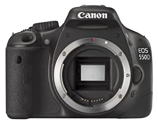 Canon EOS 550D - Cámara Réflex Digital 18.1 MP (Cuerpo) (importado) (B0037KM2II) | Amazon price tracker / tracking, Amazon price history charts, Amazon price watches, Amazon price drop alerts
