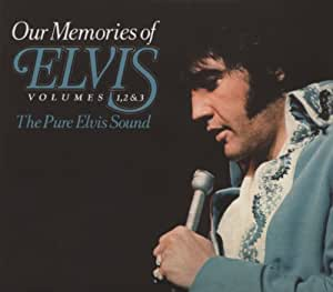 Our Memories of Elvis [Import anglais]