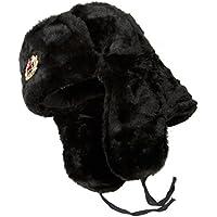 Ushanka Classic Russian Army Style Trapper Hat 60cm - Gorro para Hombre