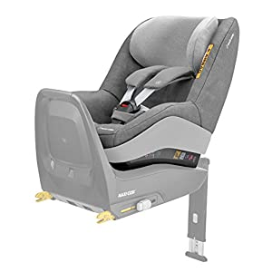 Maxi-Cosi Pearl One i-Size Toddler Car Seat Group 1, Rear-Facing Car Seat, ISOFIX, 67-105 cm, 6 Months-4 Years, Nomad Grey   4
