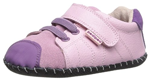 pediped Jake, Baby Mädchen Lauflernschuhe, Pink - Rosa (Pink) - Größe: 18-24 Monate (Pedipeds Baby Schuhe)