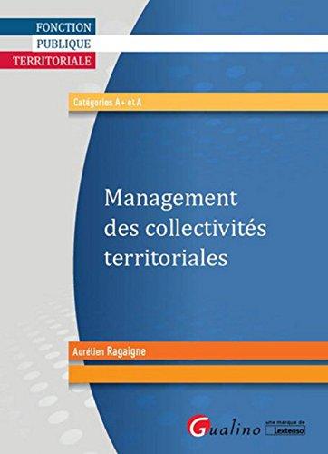 Management des collectivités territoriales