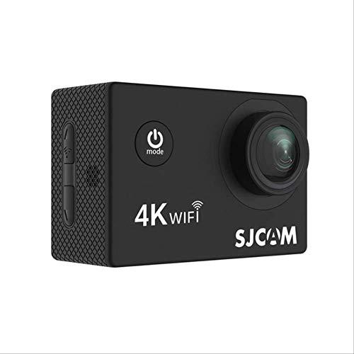 AOXITT UnterwasserkameraAir Action Camera Deportiva 4k @ 30fps WiFi 2,0 Zoll LCD-Bildschirm Tauchen 30m wasserdicht Sj 4000 Cam Extreme Sports Dv 7 Schwarz