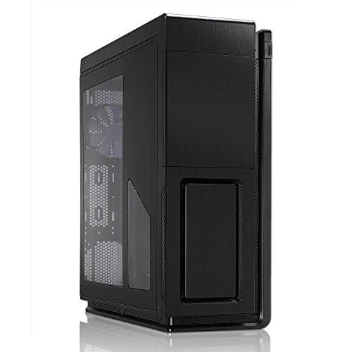 VIBOX Legend Hyperfreeze Gaming PC Ordenador de sobremesa con Cupón de juego, Win 10 (4,5GHz Intel i7 X Quad-Core, 2x Dual SLI GeForce GTX 1070, 32GB DDR4 RAM, 500GB SSD, 3TB HDD)