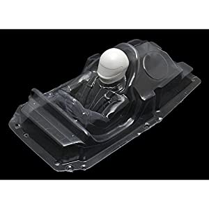 Team Associated sc10b Cabina and Driver, Clear