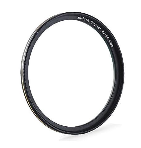 Tokina 20 35 - Filtre UV MC 55mm Filtre ultra fin