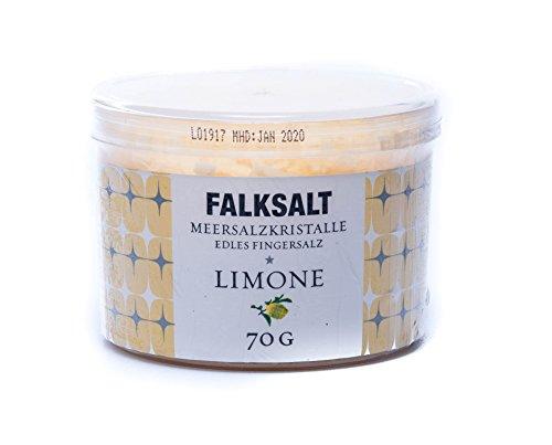 Falksalt Fingersalz | Limone -