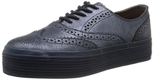 Bleu Night Schn眉rhalbschuhe Vector Powder Walk Urban Damen Walk Blau Urban qR0HwF