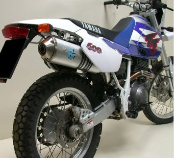 Silencioso Enduro Alu-WR 250X/R 2007/2011Yamaha-TT 600(1994/2002) | TT-R 600(1998/2005)