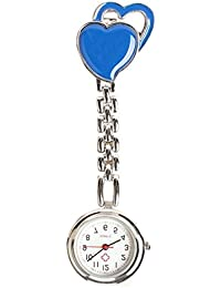 ShopyStore As Shown 2016 New Fasion Sweet Heart Chest Pocket Watch Nurse Table Quartz Alloy With C - B07FFS71T9