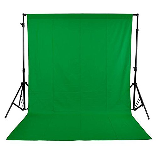 Andoer Croma Verde,1,6 x 3 m Telón Fondo Fotografía