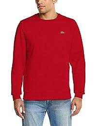 Lacoste Men's Crew Neck Long Sleeve Sweatshirt