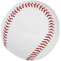 Sylvialuca Universal 9# Tipo Duro niños Deportes PVC Superior de Goma Pelotas de béisbol Interior del Equipo de Entrenamiento Juego Bolas de béisbol