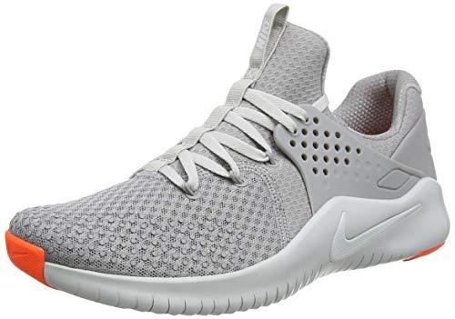 Nike Herren Free Tr 8 Traillaufschuhe, Mehrfarbig (Atmosphere White/Vast Grey 010), 45 EU (Cross Nike Männer Schuhe Training)
