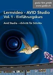 Avid Studio Lernvideo - Einführungskurs: Avid Studio - Schritt für Schritt Vol. 1