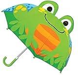 Regenschirm / Schirm / Kinderschirm / Kinderregenschirm / Kinder Regenschirm/ Frosch - Frog