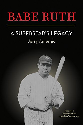 BABE RUTH - A Superstar's Legacy (English Edition) por Jerry Amernic