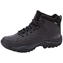 The North Face M Storm Strike 2 WP, Chaussures de Randonnée Hautes Homme, Black TNF Black Ebony Grey Ca0, 40.5 EU