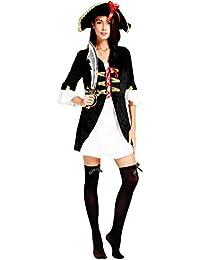 Amazonit Costume Pirata Adulti Donna Includi Non Disponibili