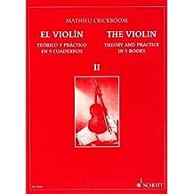 CRICKBOOM - El Violin Teorico y Practico 2º
