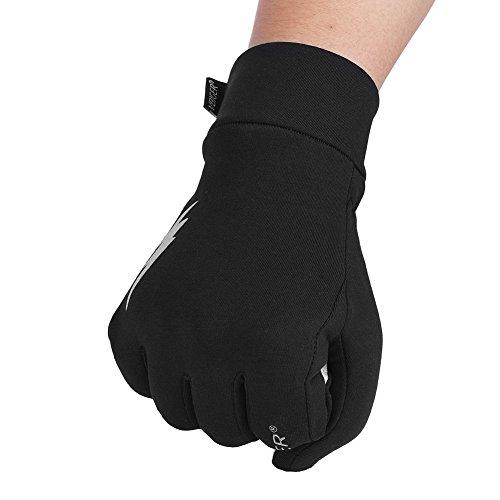 Vbiger TouchscreenHandschuhe Sport Handschuhe Trainingshandschuhe Rutschfest Handschuhe Vollfingerhandschuhe Trainingshandschuhe - 7