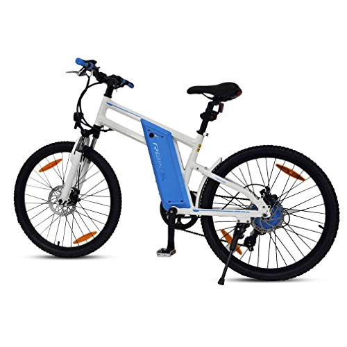 FPVRC Elektrofahrrad 24Zoll/26Zoll Faltbares E-Bike Faltend Trekking Rad mit 240W bürstenlosem Motor, Shimano 7 Gang Getriebe, Herren Elektrisches Fahrrad -