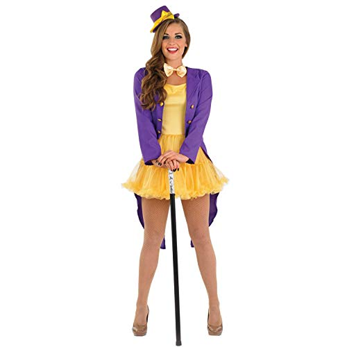 Oompa Loompa Kind Kostüm - Fun Shack Damen Costume Kostüm, Womens