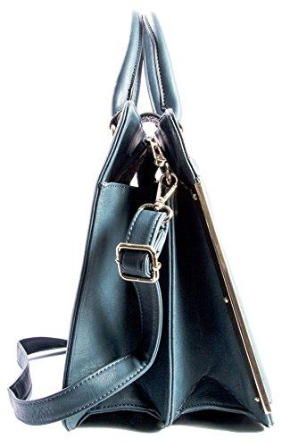 Venta De Moda Big Handbag Shop - Borsa a tracolla donna (Deep Taupe (BH563)) Finishline Salida Aclaramiento De Las Más Baratas aRiWuK