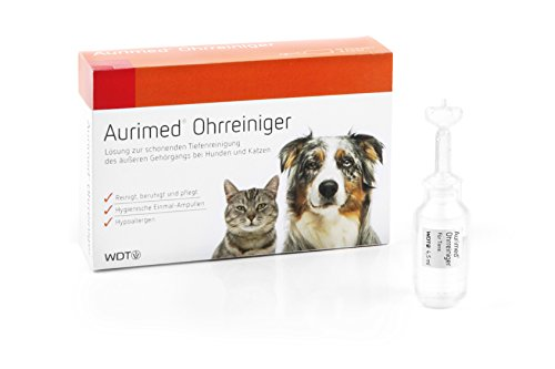 WDT Aurimed Ohrreiniger 10 x 4.5 ml