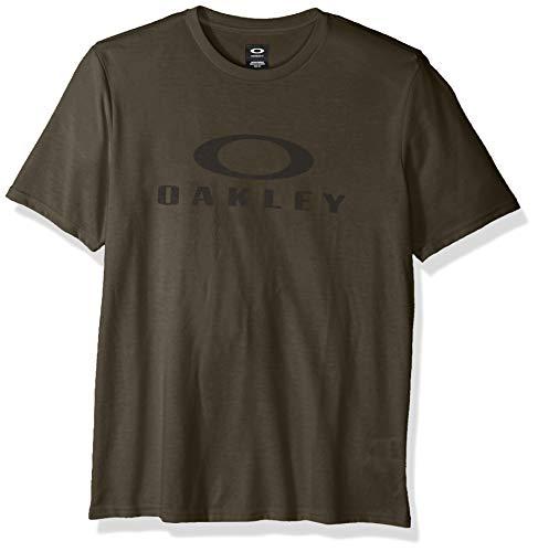 Oakley Mens Herren O BARK Hemd, Dark Brush, X-Groß
