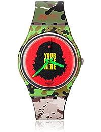 Swatch Unisex-Armbanduhr GB251