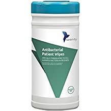 antibacteriana libre de alcohol paciente toallitas
