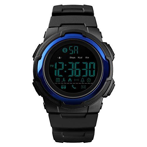 OPAKY wasserdichte Bluetooth Sport Smart Watch Phone Mate Android IOS Armbanduhr für Kinder, Damen, Männer