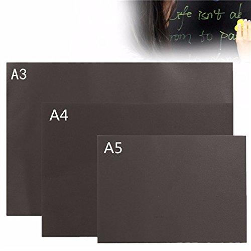 Tutoy A3 A4 A5 Tafel Tafel Magnetic Handbemalt Personalisierte Memo Wandaufkleber -A4