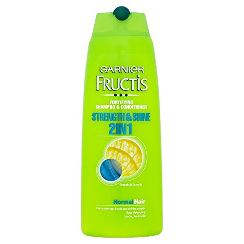 Garnier Fructis Strength & Shine 2-in-1 250ml pack of 3