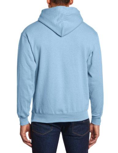 Fruit of the Loom Herren Sweatshirt 12208B Blau (YT hellblau)