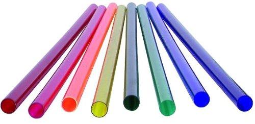 Farbrohr für T12 Neonröhre, 58,5cm grün