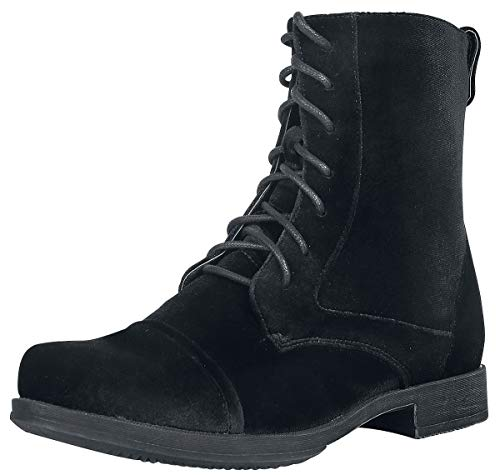 Gothicana by EMP Easy Come, and Easy Go Bottes Noir