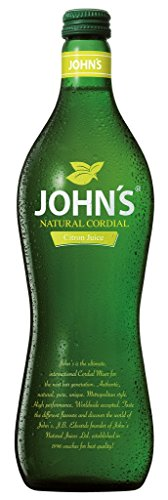 Johns Citron Juice Cordial Mixer 0,7 Liter - Triple Sirup Sec