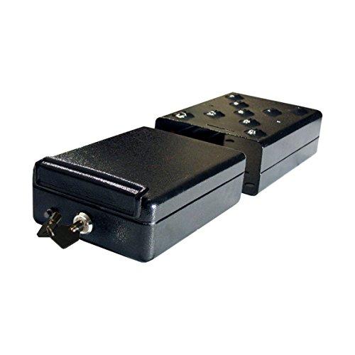 ProPlus 540250Stahl Safe mit Halterung Stahl-safe