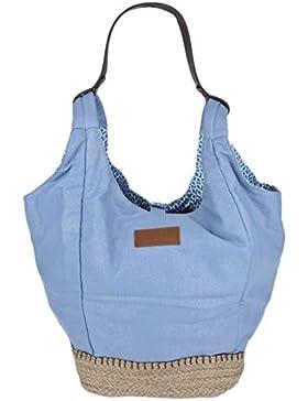 ANOKHI Damen Shopper FIGO 2-in-1 Tasche